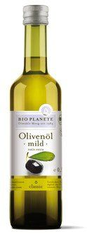 Bio Planéte Bio Olivenöl mild nativ extra, 500ml