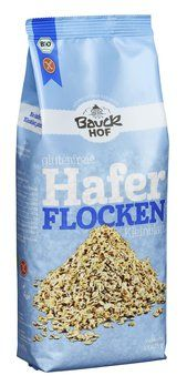 Bauckhof Bio Haferflocken Kleinblatt glutenfrei, 475g