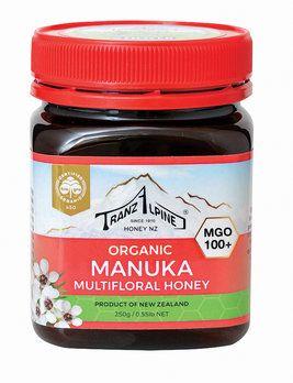 Hoyer Manuka Bio-Honig MGO100+, 250g