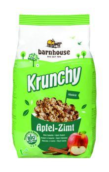 Barnhouse Bio-Müsli Crunchy Apfel-Zimt, 375g