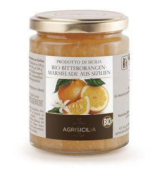 Agrisicilia Bio Bitterorangen Marmelade, 360g