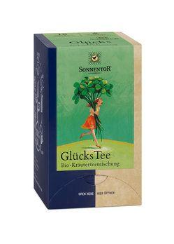 Sonnentor Bio Glücks Tee, 18 Doppelkammerbeutel