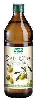 Byodo Bio Brat-Olive Mediterran, 750ml