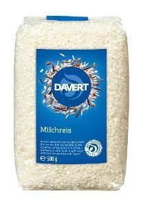 Davert Bio Milchreis, vegan, 500g