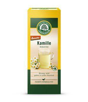 Lebensbaum Bio Kamille Tee, 20 Aufgussbeutel