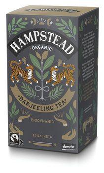 Hampstead Darjeeling Bio-Tee, 20 Teebeutel