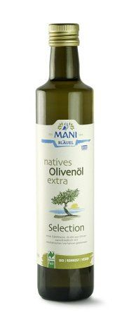 MANI Natives Bio Olivenöl extra Selection, 500ml