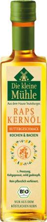 Die kleine Mühle, Raps-Kernöl mit Buttergeschmack, bio, 500ml